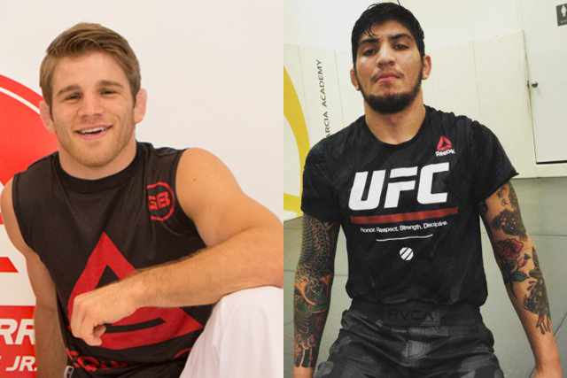 Dillon Danis to fight AJ Agazarm at Submission Underground 3