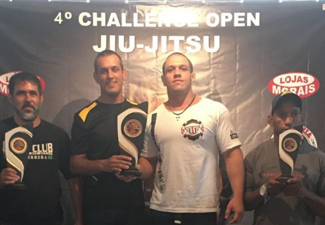 GMI: Juninho Boi comemora sucesso da FF Team no 4° Challenge de Jiu-Jitsu