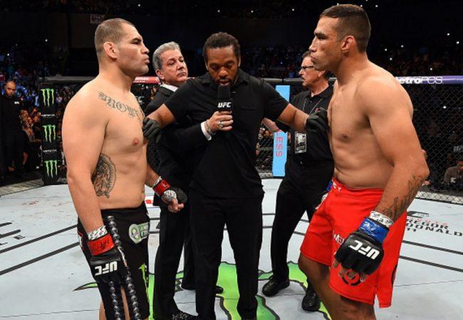 Velasquez suspended; UFC 207 bout vs. Werdum cancelled