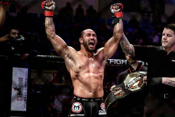 Vídeo: Campeão do ADCC, Davi Ramos fatura cinturão no Phoenix MMA