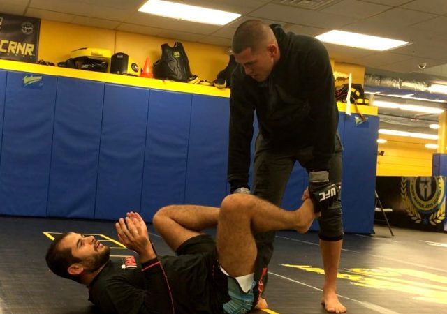 Video: Anthony Pettis's BJJ training to face Max Hollaway at UFC 206