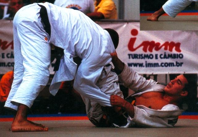 Relembre Fernando Margarida x Flavio Cachorrinho no Mundial de 2000