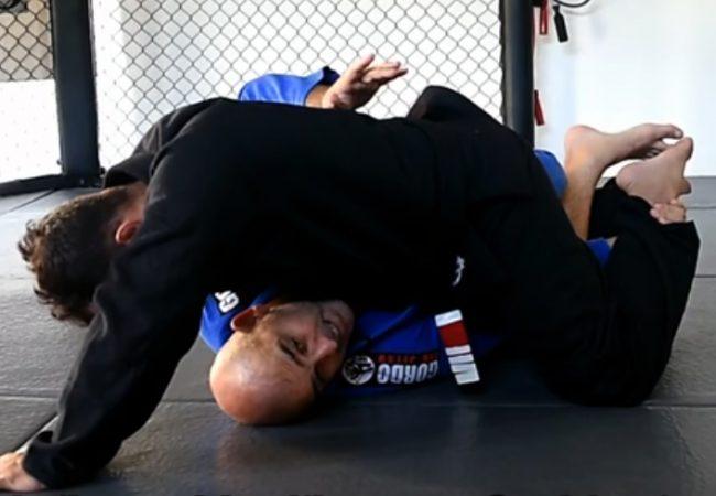 Jiu-Jitsu: Prenda o pé do adversário e raspe da meia-guarda com Roberto Gordo