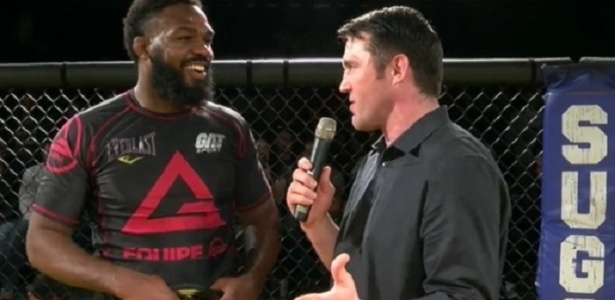 Jiu-Jitsu: Jon Jones pega Dan Henderson no katagatame e desafia Sonnen