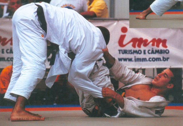 Remember Fernando Margarida vs. Flavio Cachorrinho from the 2000 Worlds