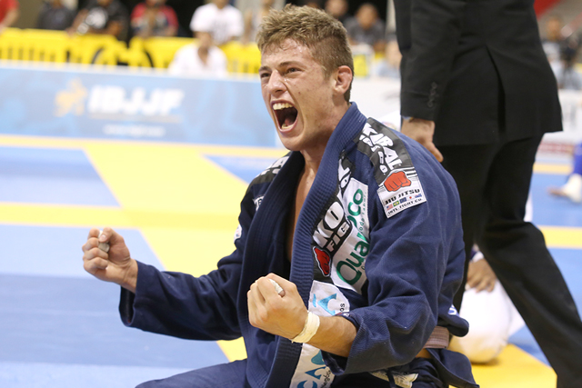 Nicholas Meregali on path to black belt, what he expects from his future in the BJJ elite