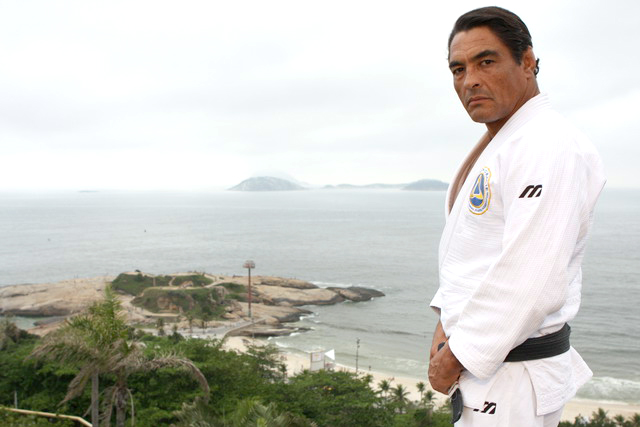 Rickson Gracie: The toughest belt to get in BJJ