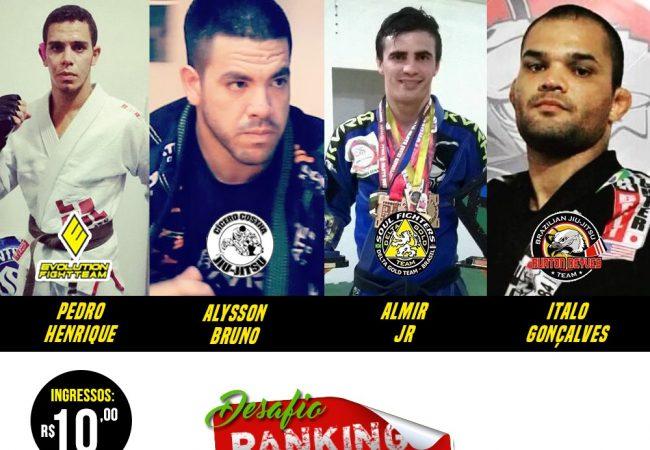 Ranking Meiaguarda coloca os melhores do ano em desafio no Ceará
