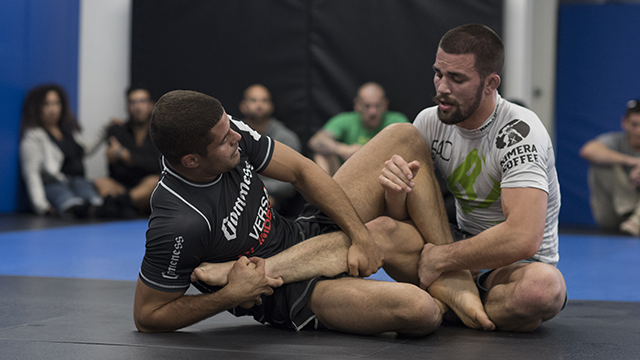 Garry Tonon on his performance at Studio 540, Preguiça vs. Ryan