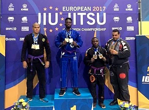 Europeu de Jiu-Jitsu 2017: Conheça os campeões absolutos faixa-roxa e azul