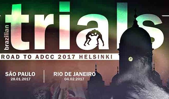 Seletivas do ADCC 2017 levam atletas para Finlândia com tudo pago