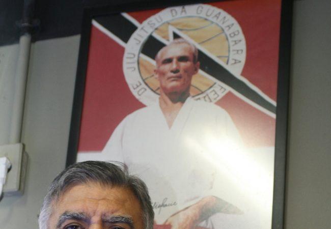 Grande mestre João Alberto Barreto é nosso entrevistado deste mês, nas bancas. Foto: Eduardo Ferreira