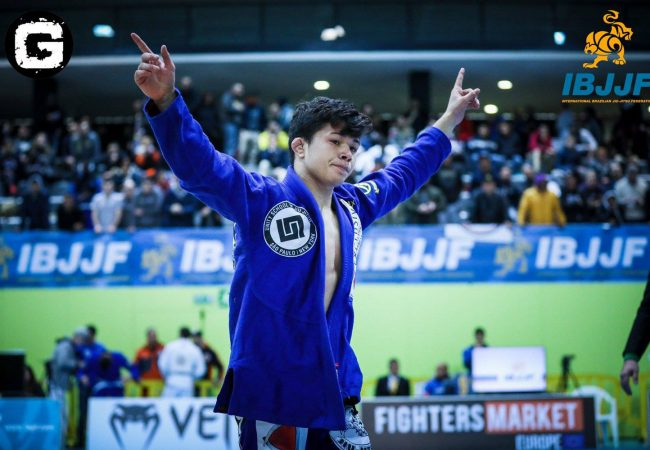 "European BJJ Championship has ""little Miyao"" as champion and a favorite knocked out; see pics and results"