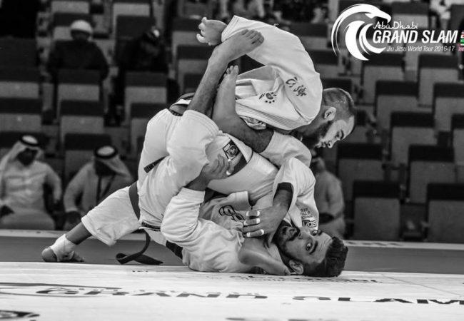 Marcio André comenta final com Satoshi no Grand Slam de Jiu-Jitsu em Abu Dhabi
