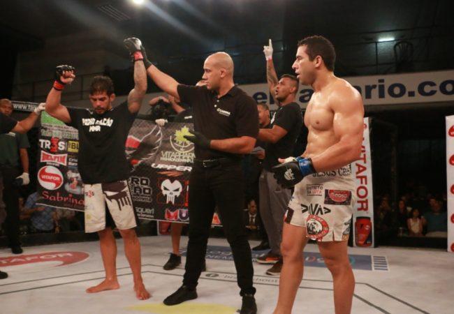 MMA: Rakchal, Falcão e Polengue brilham no Shooto Brasil 69