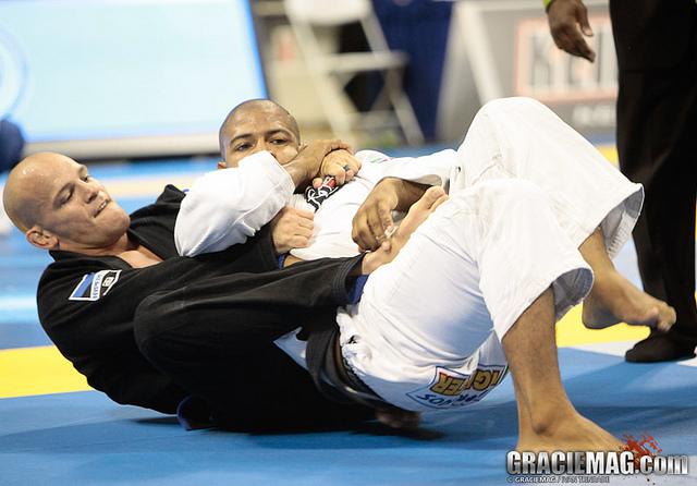 Learn Xande Ribeiro's favorite position for taking the back in BJJ