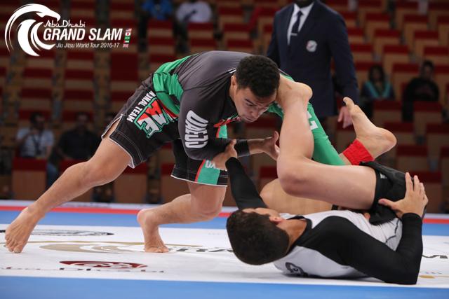 See who stood out on day 1 of the Abu Dhabi Grand Slam Jiu-Jitsu Tour