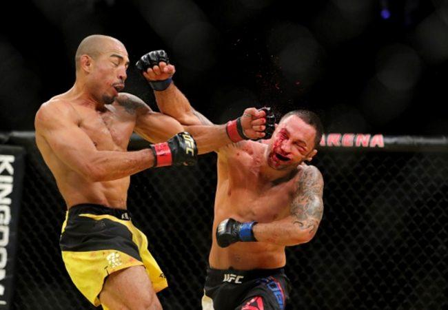 60 segundos: Relembre os melhores momentos do UFC em 2016