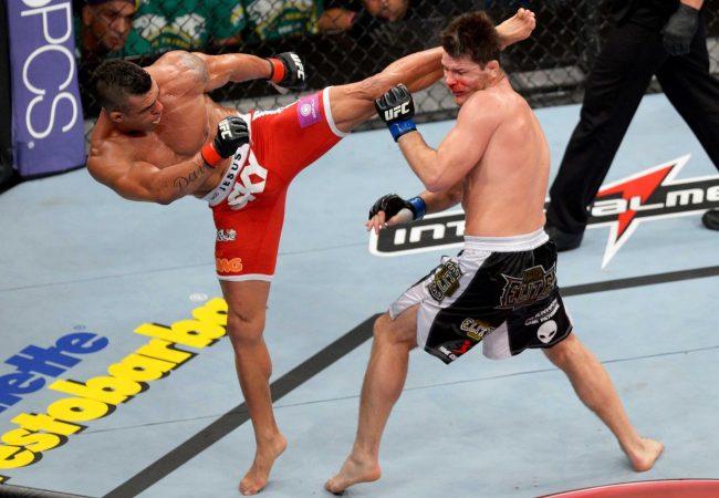 Relembre os melhores lances de Vitor Belfort e aqueça para o UFC deste domingo