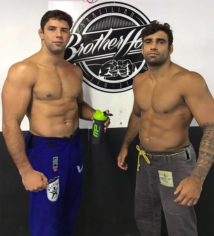 """Marcus Buchecha on newly heavyweight Leandro Lo: """"Still"""