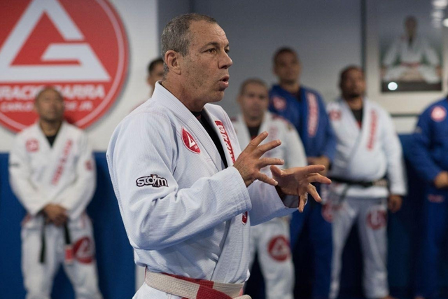 What is the difference between instinct and consciousness in BJJ? Carlos Gracie Jr. explains