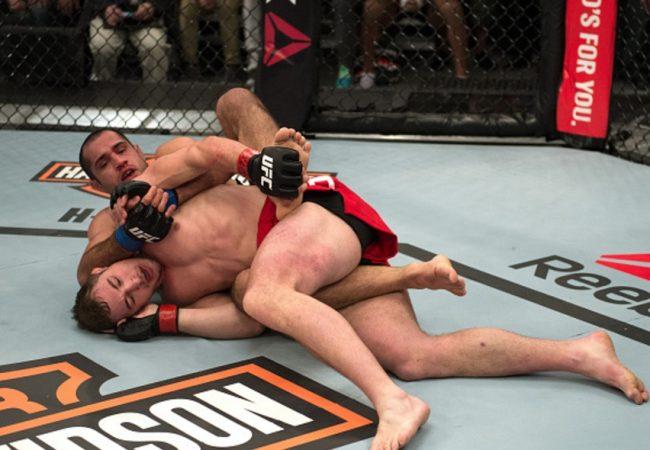 Campeão de Jiu-Jitsu, Marcel Fortuna assina com o UFC e estreia em fevereiro