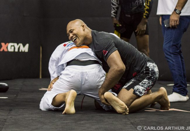 Ronaldo Jacaré eyes rematch with Romero, analyzes Demian Maia's BJJ