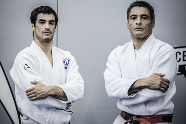 BJJ fighters are afraid to pull guard in MMA, says Rickson Gracie