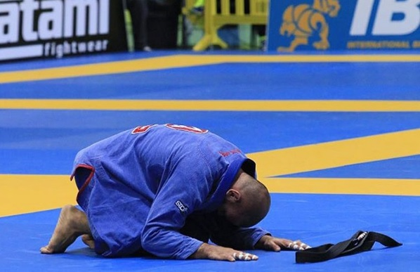 Euro runner-up Lúcio Largarto retires from adults' competition in BJJ