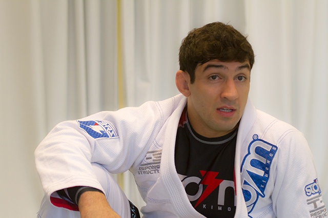 Lucas Lepri on how he shuts down foes' games by stressing details, and how Fernando Margarida inspired him