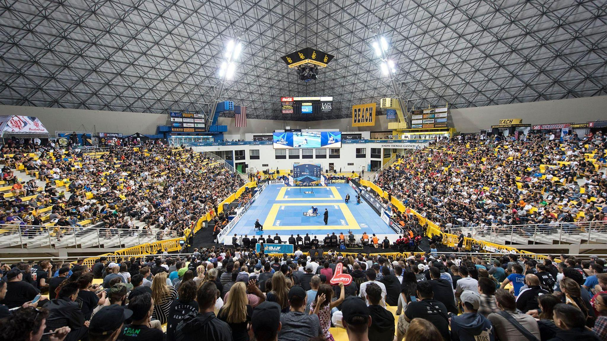 Csu Long Beach Walter Pyramid
