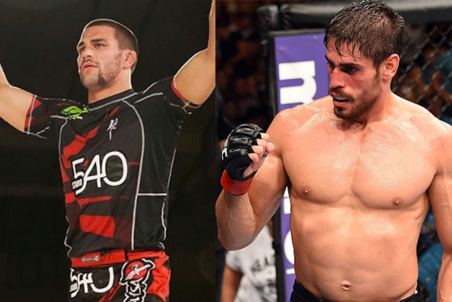 Following exits by Lombard and Sonnen, Antônio Carlos Jr. steps in to fight Tonon at SUG 3