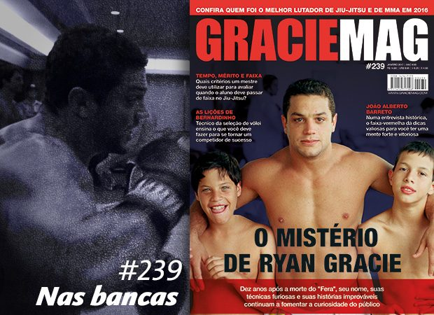 As técnicas de Jiu-Jitsu favoritas de Ryan Gracie