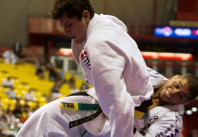 In the lead-up to the IBJJF Pro League, remember Roger Gracie vs. André Galvão