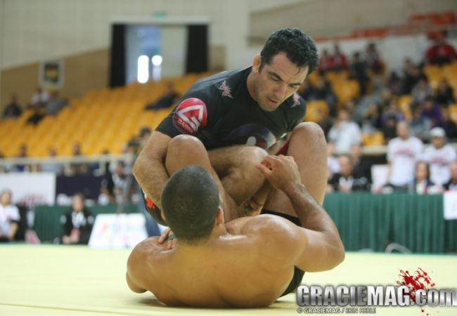 Video: Braulio Estima's secret for not losing the Estima lock