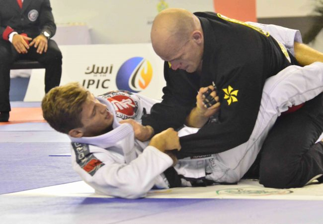 See how Nicholas Meregali beat Xande Ribeiro at the Brazil National Pro