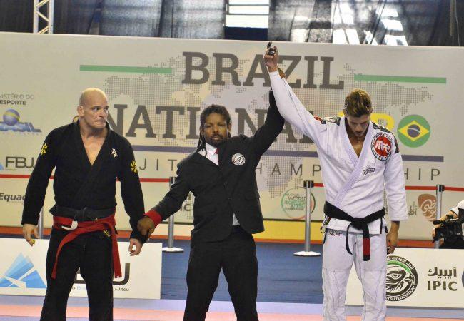 Meregali vence Xande e fatura vaga do Brazil National de Jiu-Jitsu; veja os resultados