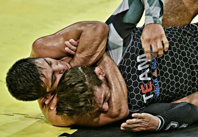 Brown-belt Pablo Mantovani on how he won the Brazilian ADCC Trials
