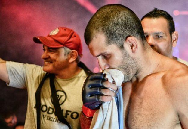 Ricardo Libório on Rodolfo Vieira's MMA debut