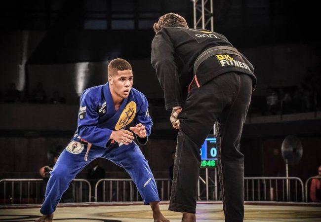 Isaque Bahiense mira em trono de Leandro Lo na Copa Podio de Jiu-Jitsu