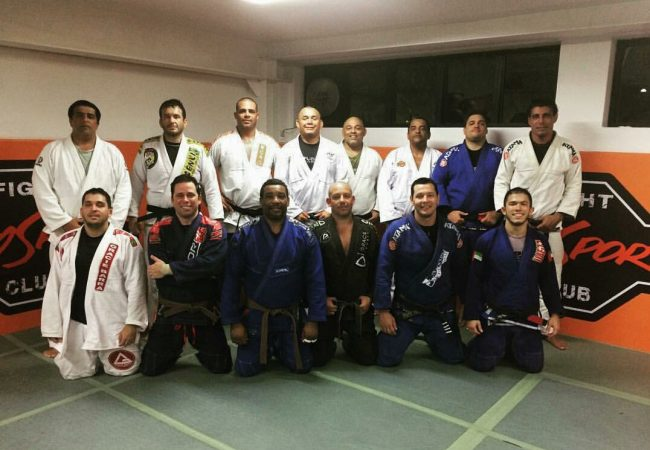 GMI: Campeão formado por Carlson Gracie, Bolão volta a ensinar Jiu-Jitsu no RJ