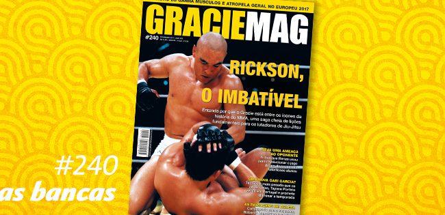 Rickson Gracie, o imbatível no MMA
