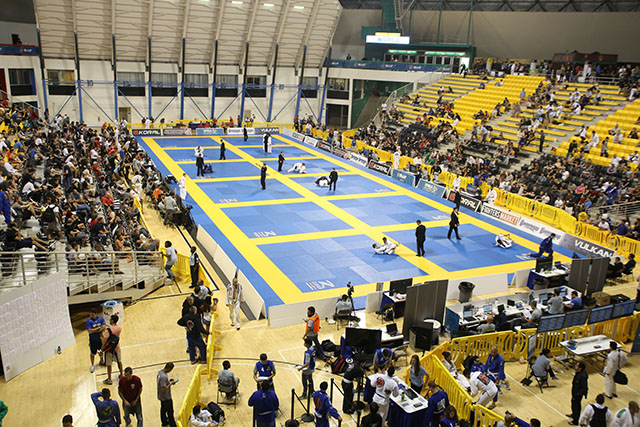 IBJJF confirms Pan for March; registration is open
