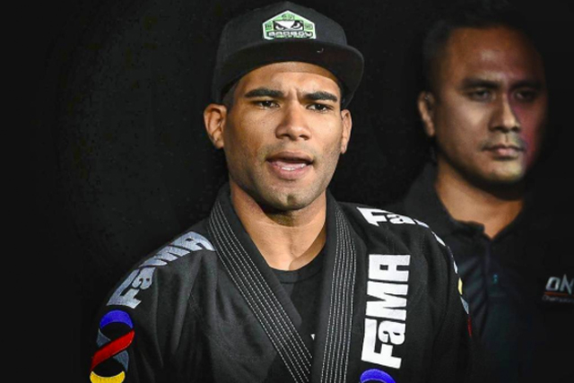 Herbert Burns thinks of new challenge following first MMA loss