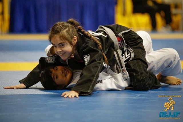 Pan Kids BJJ 2017: The Ultimate Highlights