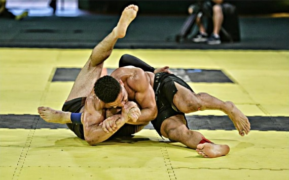Mahamed Aly's winning ADCC Trials strategy