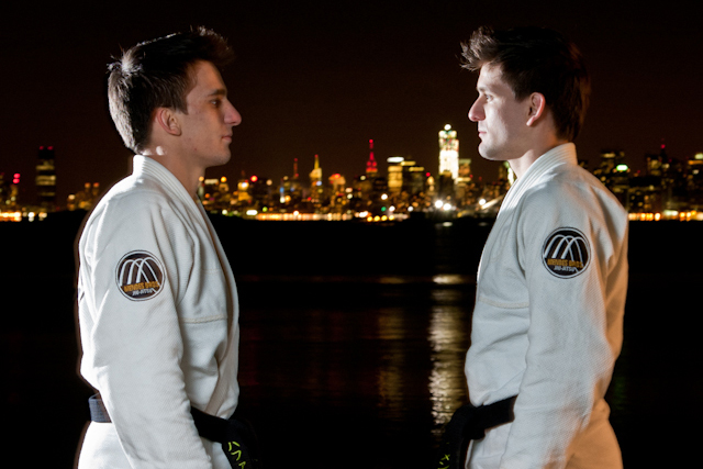 Learn BJJ from the detail-focused training of Rafael and Guilherme Mendes