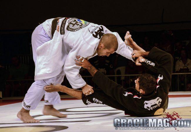 Qual a guarda mais difícil de passar no Jiu-Jitsu?