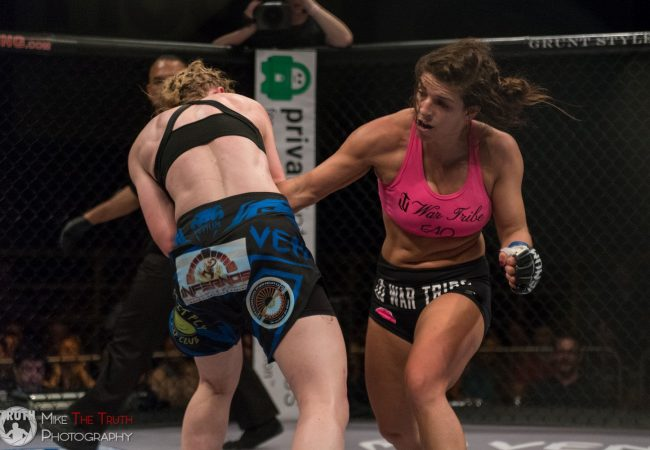 Mackenzie Dern intends to debut in the UFC this year