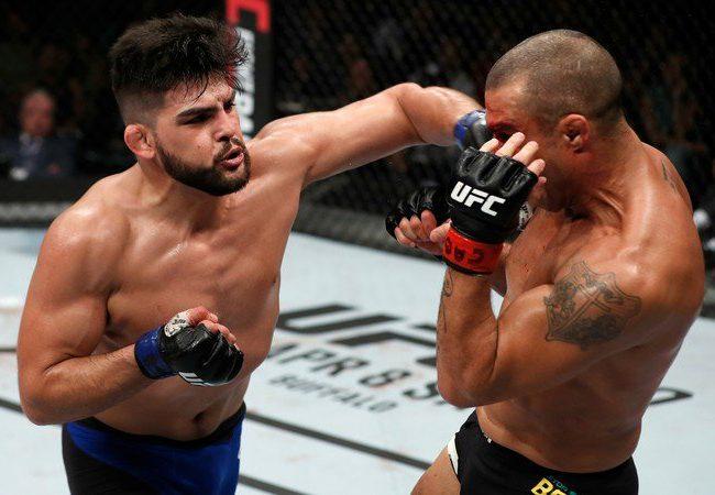 UFC Fortaleza: Belfort é superado; Cowboy e Trator finalizam com o Jiu-Jitsu